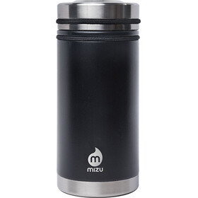 MIZU V5 Drikkeflaske with V-Lid 500ml sort